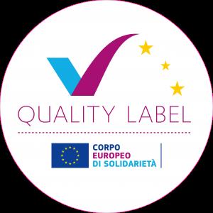 QualityLabel Corpo Europeo Solidarietà