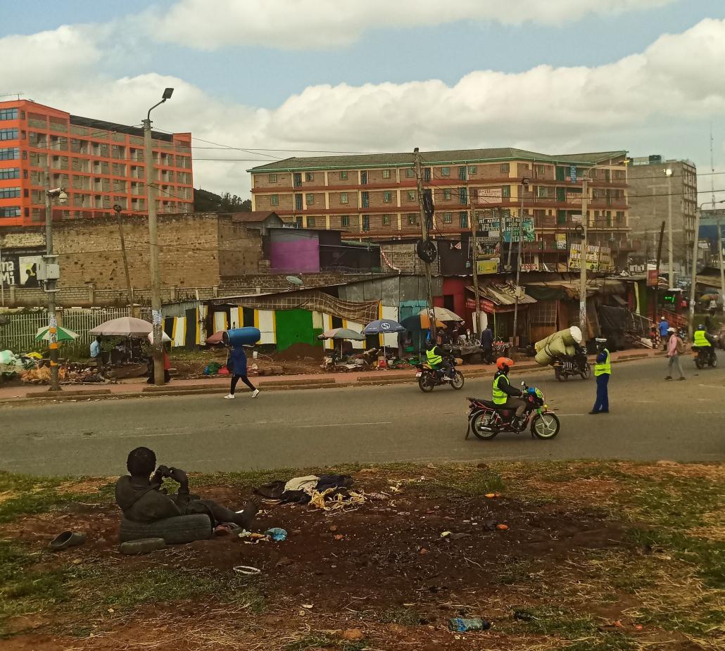 Servizio Civile in Kenya